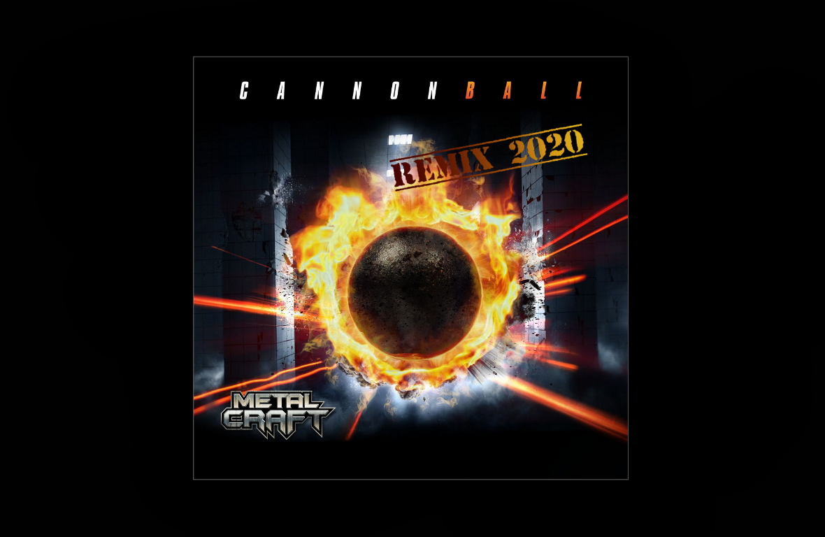 EP DR CANNONBALL - REMIX 2020